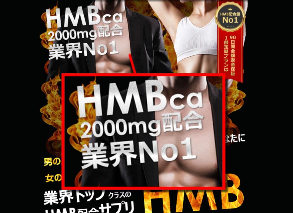 バルクアップHMBプロの評判の高さはHMB成分の含有量にあった
