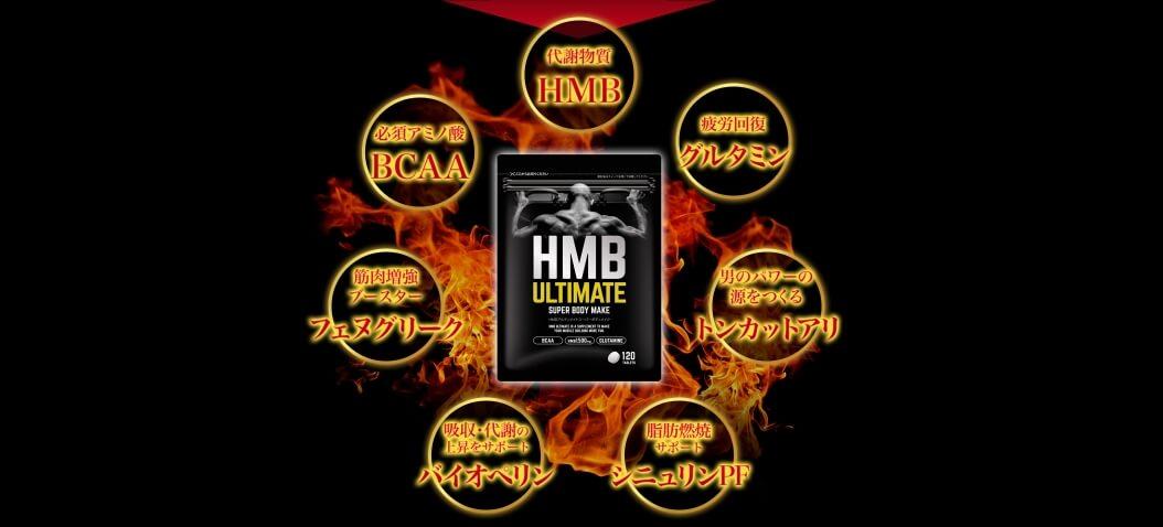 HMBアルティメイト成分
