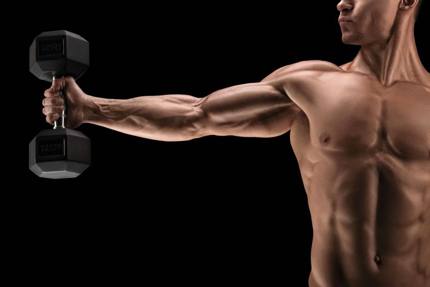 筋トレを3ヶ月続けて体を変えるにはプロテインなどの栄養摂取も重要