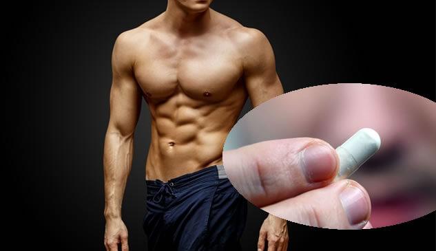 筋肉サプリで解決